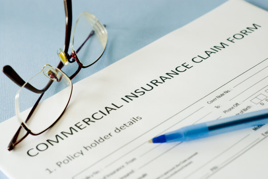 commercial insurance coverage claim policy